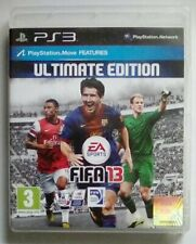 FIFA 13 Ultimate Edition Football Soccer 2013 2K13 Playstation 3 Three PS3 PS