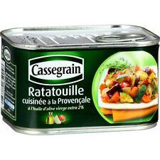 Cassegrain Ratatouille cusinée á la provencale 375 grammes