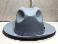 New Capas Fedora Gangster Men's Hat Brim 2 1/2''