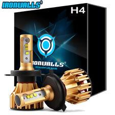 CREE H4/HB2/9003 1700W LED Headlight Kit Hi/Lo Beam Bulb 6500K White HID Replace