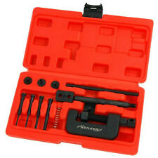 Motorcycle Chain breaker and Riveting Tool Set - Breaking  and Joining