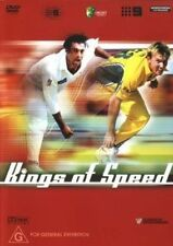 - Kings Of Speed (DVD) CRICKET - REGION 4 [BRAND NEW [AUSSIE SELLER] $13.75