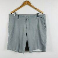 Mambo Mens Shorts Size 38 Grey Golf Shorts Aussie Summer