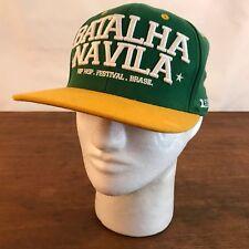 Batalha Navila Hip Hop Festival Brasil Acrylic/Wool Snapback Baseball Cap CH19