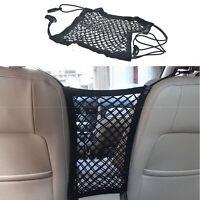 NEU Auto Sitz Netz Organizer Aufbewahrung Elastische Schnur Tasche Halter