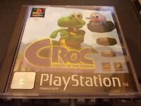 PLAYSTATION CROC LEGEND OF THE GOBBOS