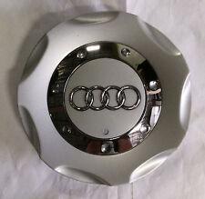 Audi TT 2008 - 2011 Silver OEM 18 Inch Wheel Center Cap 58819 8J0601165