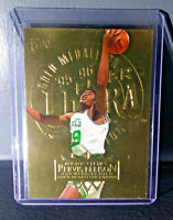 1995-96 Pervis Ellison Fleer Ultra Gold Medallion #11 Basketball Card