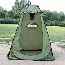 New listing Outdoor Shower Tent & 2 Windows Portable Dressing Camping Hiking Fishing Room