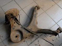 Mercedes Vito W639 Bj.2003 Fusée Arrière Gauche Côté Passager A6393521204