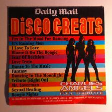 DISCO GREATS CD Charlie's Angels Full Throttle Soundtrack 2003 Mr Loverman