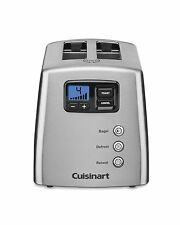 Cuisinart Cpt-420 Touch to Toast Leverless 2-Slice Toaster , New, Free Shipping