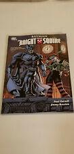 BATMAN: KNIGHT & SQUIRE~ CORNELL & BRAXTON~DC COMICS BRAND NEW TPB