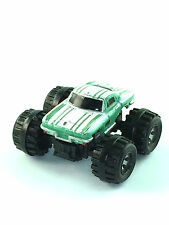 Micro Machines Vehicle Auto Car MONSTER TRUCK Corvair Sports Car Galoob Blue