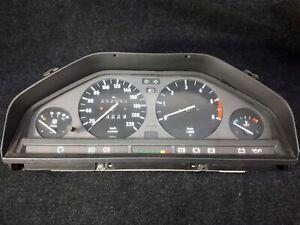 BMW E30 Diesel Combi Instrument Speedometer DZM 220 km / h VDO 1377317