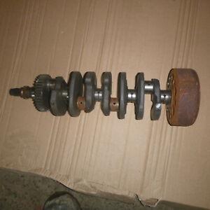 Honda CBR 600RR 2005 RR4 RR5 Crankshaft