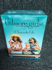 THE GILMORE GIRLS COMPLETE SERIES 1-7 + A YEAR IN THE LIFE [DVD] Box Set. New.