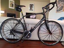 2011 Specialized S-Works Roubaix SL3 58cm Dura Ace Mavic Ksyrium SL