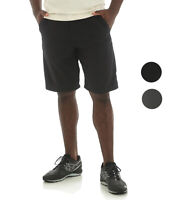 Wrangler NEW Solid Men's Outdoor Performance Flex Side Elastic Utility Shorts