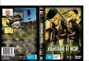 Nightmare at Noon DVD Nico Mastorakis Exploitation - Death Street USA 1988 RARE