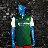 Hibernian Jersey Home shirt 2018 - 2019 Green Macron Trikot Mens Size XXL