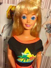 Glitter hair barbie 1994