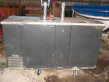 True Refrigerator Keg Tap Tavern Bar Kegerator Dispenser Beer Cooler Tdd-3