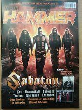 SABATON,KAT,Killing Joke,Rammstein,Hammerfall,Baroness,Therion,Idle Hands