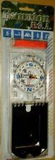 #8040 Vintage Brunton Prismatic Compass w/mirror-Unused-Waterproof-Compact