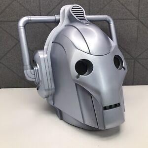 Doctor Who Cyberman Helmet Mask | Voice Changer