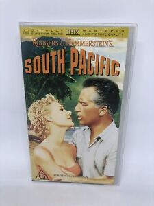SOUTH PACIFIC VHS CLASSIC RARE Very Good Condition Free Tracked Shipping
