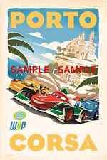 "Disney - Pixar - Cars (11"" x 17"") Collector's Poster Print (T10) - B2G1F"
