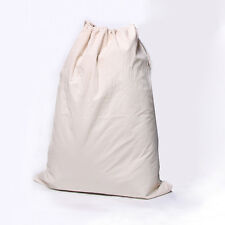 Heavy Duty Extra Large 75x120cm Cotton Canvas Laundry Bag Beach Storage 30x47in