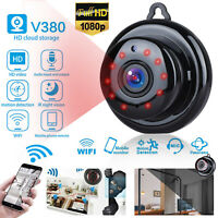 Mini Camera Wireless Wifi IP CAM Security Camcorder HD 1080P Night Vision DV DVR