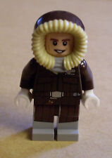 LEGO star wars personnage-Han solo parka (Hoth 75138 parker Hot neige) NEUF