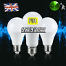 7/9/12W Dusk Till Dawn Sensor LED Light Bulb E27 Security Light Bulbs Globe Lamp