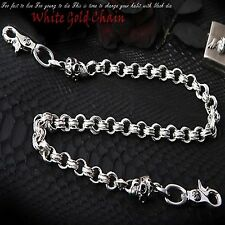 Guntwo Korean Mens Fashion Jewelry Wallet Chains - Biker Skull Chain C3317 US