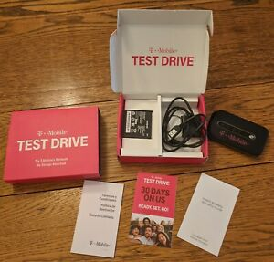 T-Mobile Test Drive WiFi Hotspot 30 GB & 30 Days Of Service Prepaid New Unopened