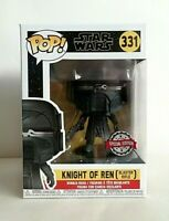 bras Cannon Funko Pop Vinyle Star Wars Knight of Ren édition spéciale Figure #334