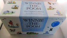 CHILDREN'S WINNIE-THE-POOH COMPLETE BOOK COLLECTION VGC