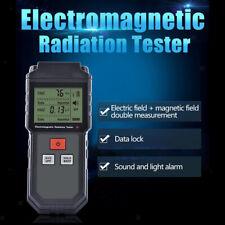 EMF Meter Elektromagnetische Bereich Strahlung Detektor Max/Durchschnitt