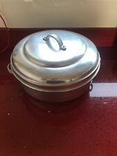 Aluminium Steamer Vessel Pot Indian