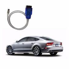 VAG-COM Cable USB Scanner Tool OBD 2 FTDI 409.1 Fr Audi Ross Tech BMW VCDS@AU