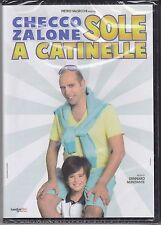 Dvd **SOLE A CATINELLE** con Checco Zalone nuovo 2013