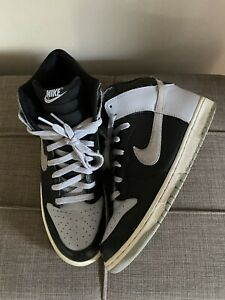 Nike Dunk High Wolf Grey J Pack Shadow (2012) Sz. 12 317982-048) USED Jordan