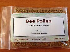 Bee Pollen Granules  1 oz