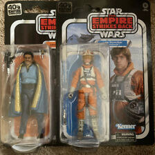 Kenner Star Wars Empire Strikes Back 40th Luke lando