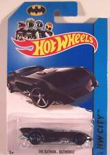 Hot Wheels 1:64 The Batman - Batmobile HW City