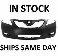 New Primered - Front Bumper Cover Replacement For 2007-2009 Toyota Camry USA