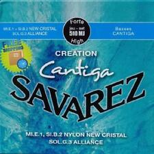 New Savarez 510Mj Guitar Strings Alliance Cristal Cantiga Classical High Tension